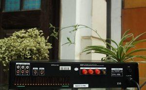 Amply DB LP 480F sử dụng phổ biến hiện nay