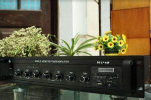 Amply liền mixer DB LP 60F
