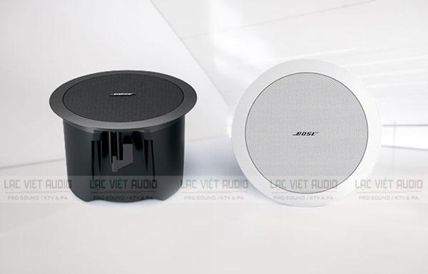Loa âm trần Bose DS 16F được sử dụng rộng rãi trong các tòa nhà, cửa hàng,...