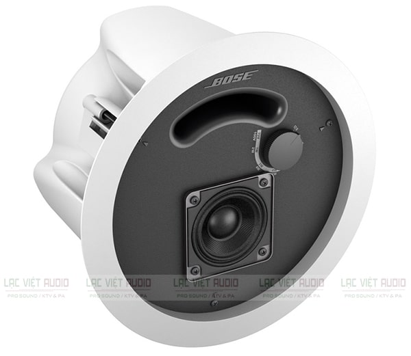 Loa Bose DS 16F có chất âm thanh hay, chuyên nghiệp