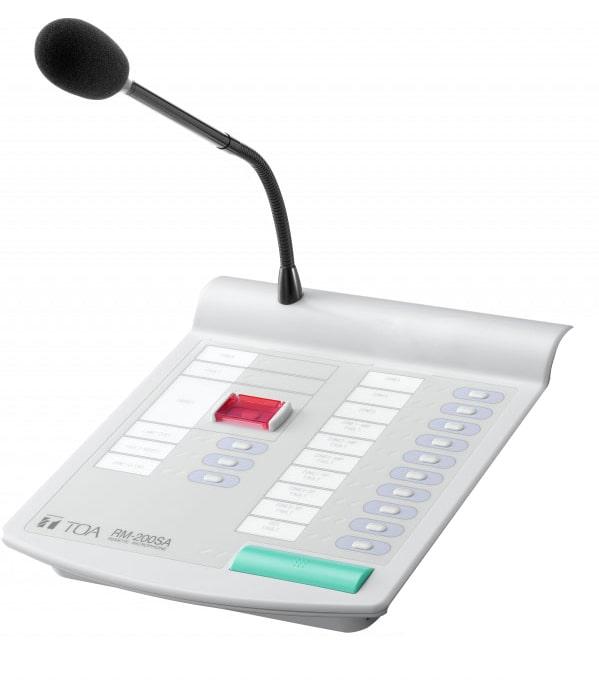 Micro IP rất hay dùng cho các hệ thống âm thanh lớn