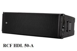 Loa array RCF HDL 50-A nam châm Neo