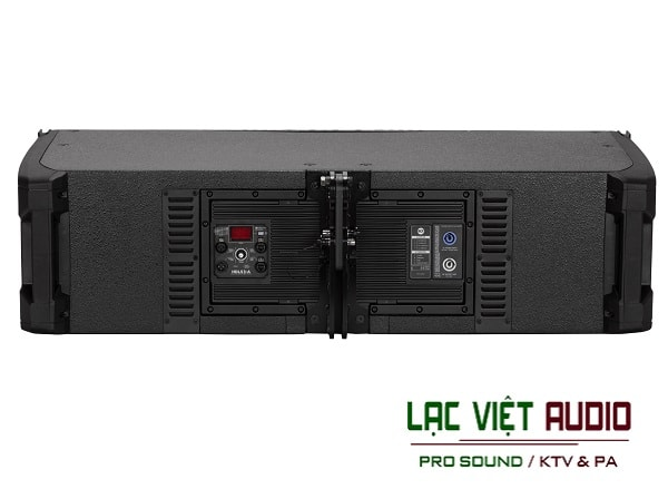Mặt sau Loa array RCF HDL 53-AS
