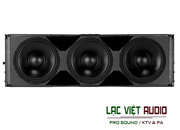 Loa array RCF HDL 53-AS với 3 bass 12inch