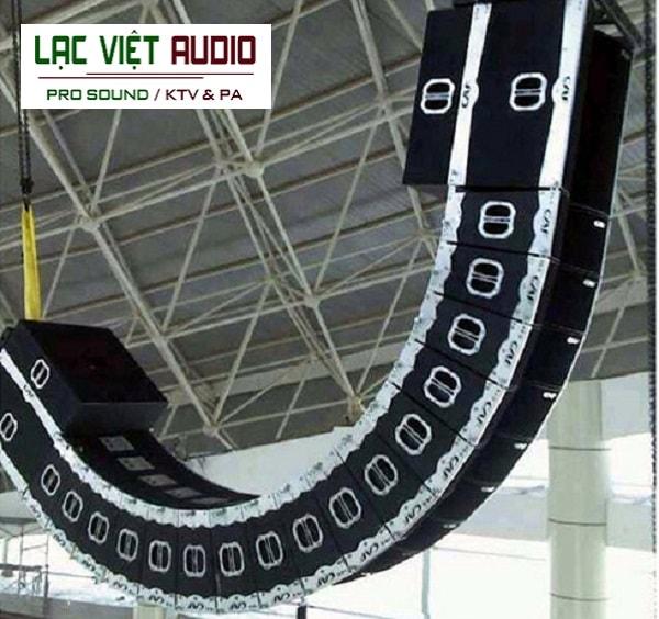 Loa array CAF CF1820 nam châm Neo
