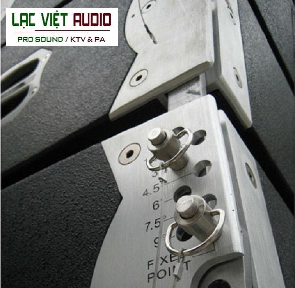 Loa array CAF CF1820 thiết kế chắc chắn