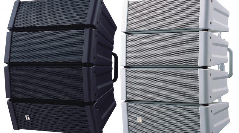 Loa array phục vụ âm thanh chuyên nghiệp