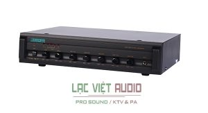 Amplifier liền mixer MP200PIII