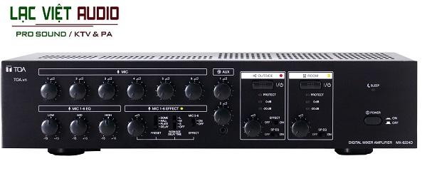 Amply TOA MX-6224D