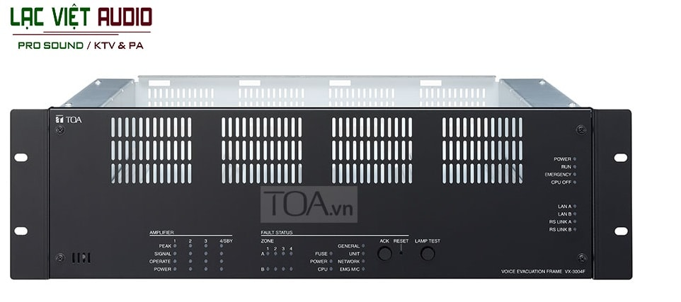 Amply TOA VX-3004F