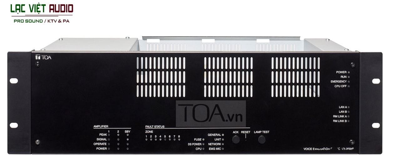 Amply TOA VX-3008F