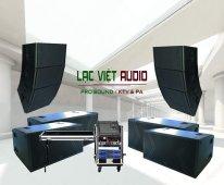 Hệ thống âm thanh sân khấu cao cấp