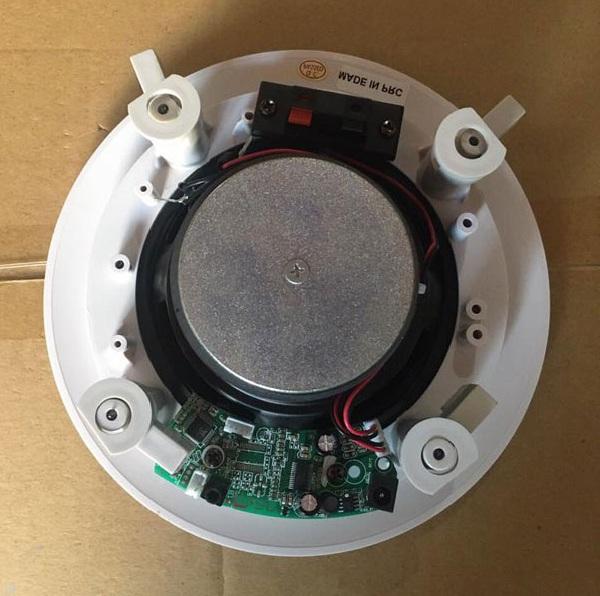 Mặt sau loa đồng trục Bluetooth DB BLT-255A