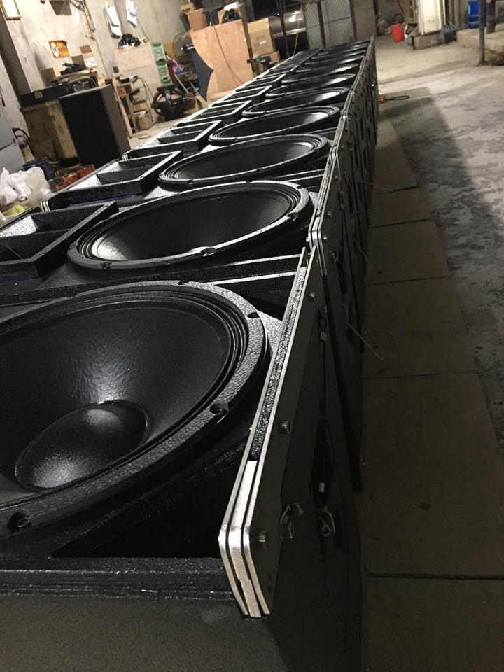 Loa array Fill Acoustic 1503 đẳng cấp cao