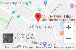 Địa chỉ công ty TNHH 1 TV âm thanh Lạc Việt