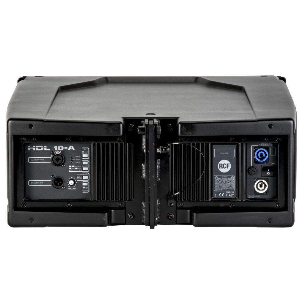 Loa Array RCF HDL 10A chất lượng âm thanh khủng