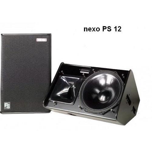 Loa sân khấu Nexo PS12Loa sân khấu Nexo PS12