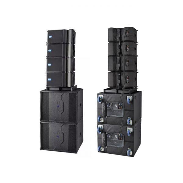 Bộ loa array DMX CLA-Xi10A