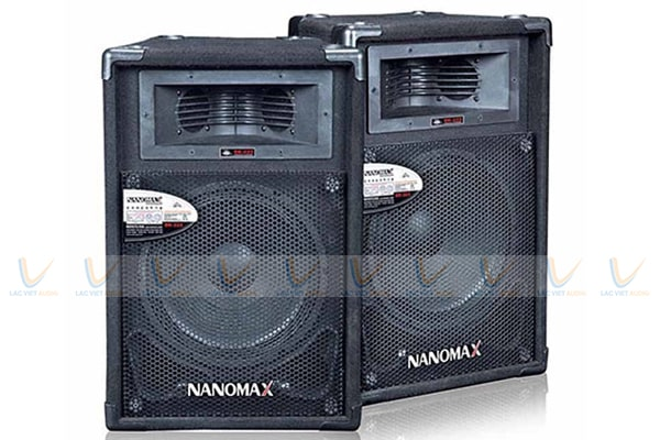 Loa Nanomax SK-402 thường sử dụng cho các hội trường, sân khấu, sự kiện