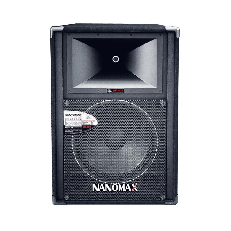 Loa sân khấu Nanomax SK402