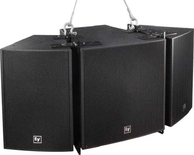 Loa Sub Array Electro-Voice EVF-1151SBLB bass 40