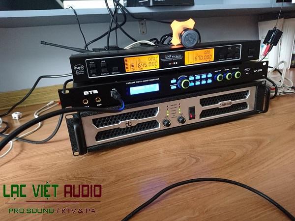 Vang số Karaoke AP2000 cho dàn âm thanh tiêu chuẩn
