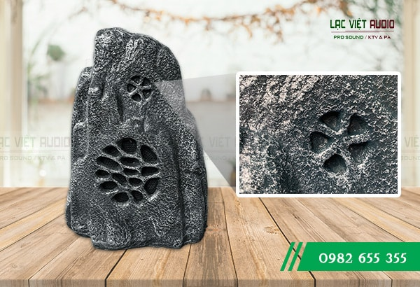 Tính năng của sản phẩm loa giả đá