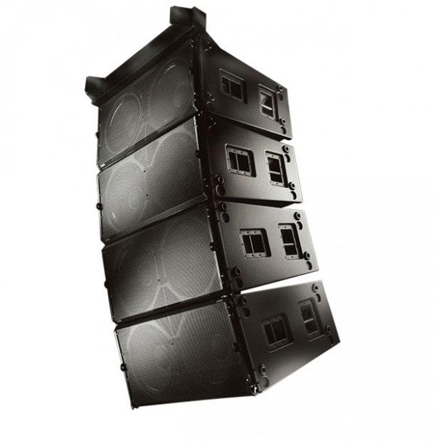 Hệ thống loa WideLine Line Array QSC WL2102-w