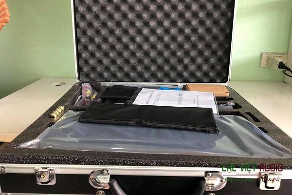 Trọn bộ micro SHURE UR 32D đẳng cấp cao