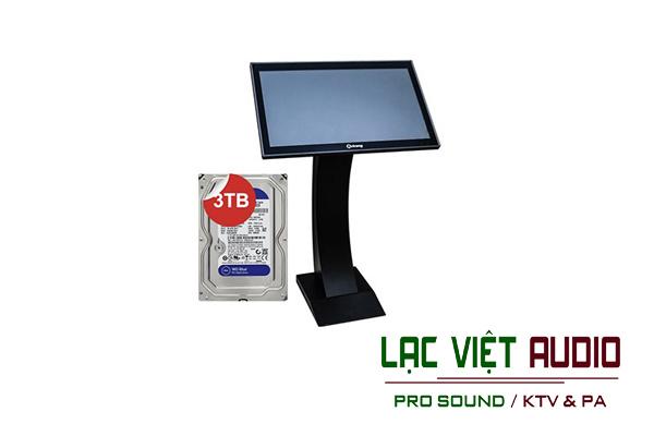 Đầu karaoke AR3600WTK 3TB