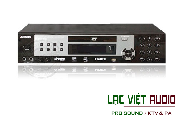 Đầu karaoke Acnos SK6800HDD