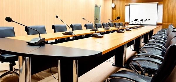 Hệ thống phòng họp chuyên nghiệp