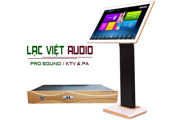 Combo BTE ( Đầu Ổ Cứng BTE S650 Pro 4T + màn hình 21.5inch)