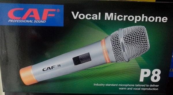 Hộp sản phẩm CAF F8