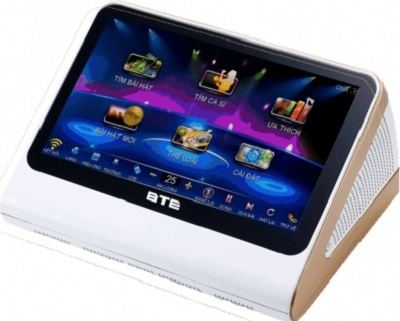 Đầu karaoke BTE V650 4TB
