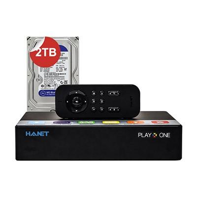 đầukaraoke Hanet PlayX One 2T