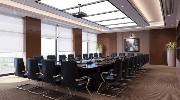 Lắp đặt âm thanh phòng họp chuyên nghiệp