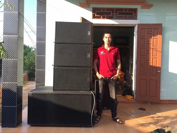 Duy Shinota - Giám đốc Lạc Việt Audio