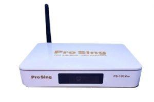 Đầu Karaoke ProSing PS100 PRO