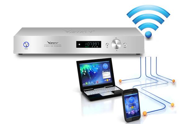 Khả năng tự phát Wifi