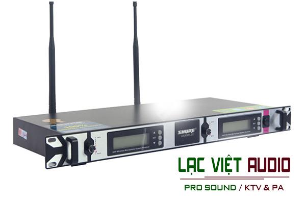 Đầu thu tín hiệu Bộ micro không dây SHURE UGX9