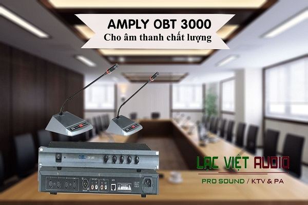 OBT amply 3000