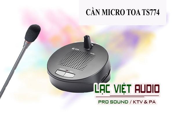 cần micro TOA TS-774