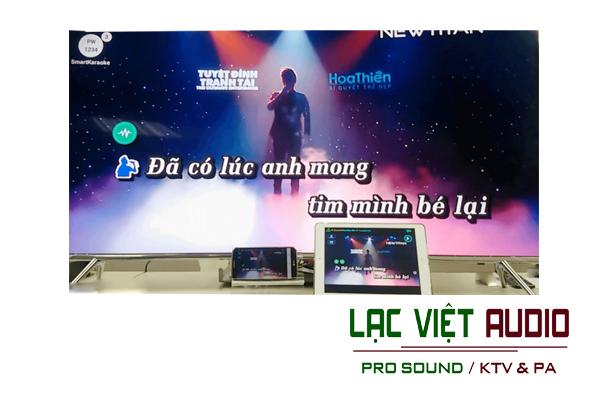 Thiết bị karaoke online chuyên nghiệp