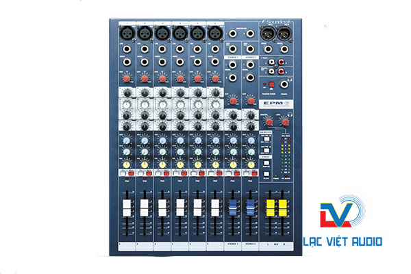 Mixer Soundcraft EPM 6