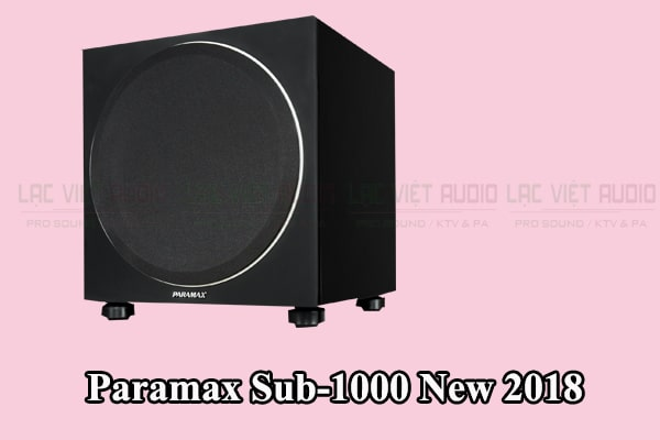 Loa Paramax Sub - 1000 new 2018
