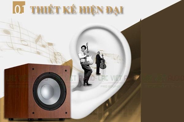 Loa Sub Jamo J12 chính hãng tại Lạc Việt Audio
