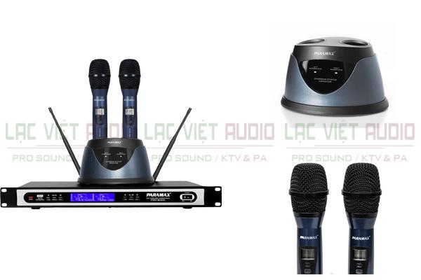 Micro Không Dây Paramax PRO-8000 new