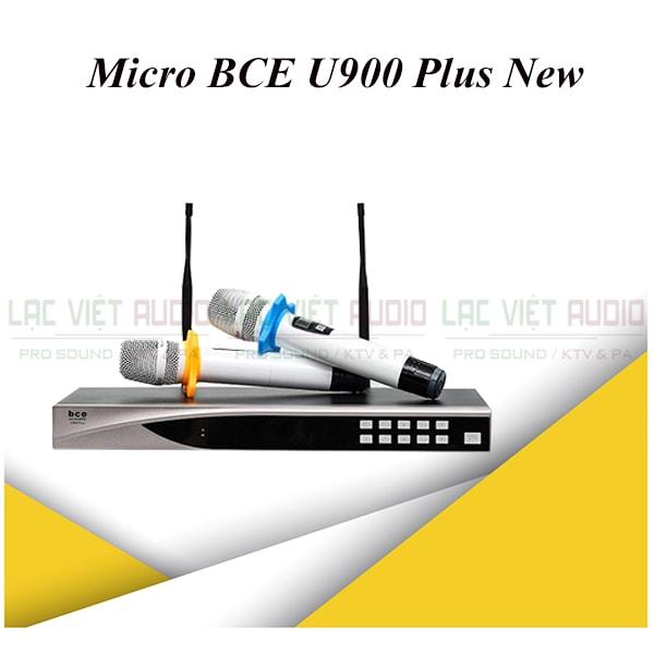 Thiết kế dẹp mắt của Micro BCE U900 Plus New