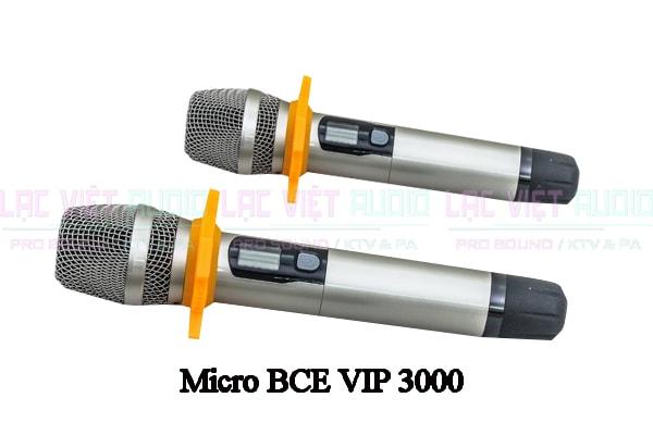 Micro BCE VIP3000 thiết kế đẹp